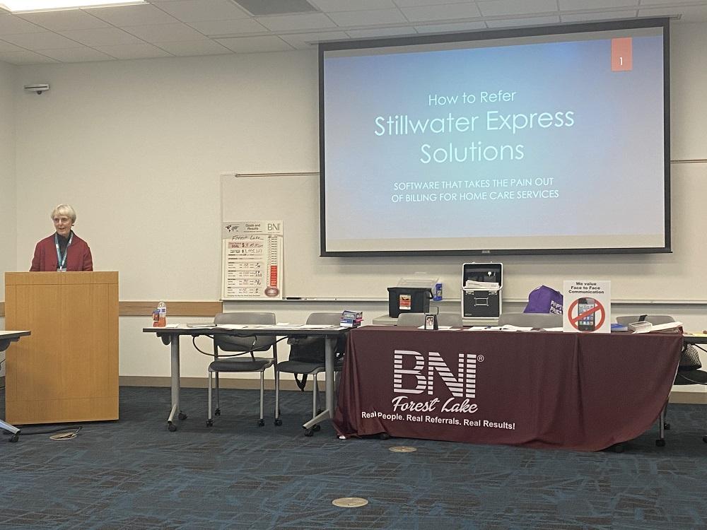 Stillwater Express