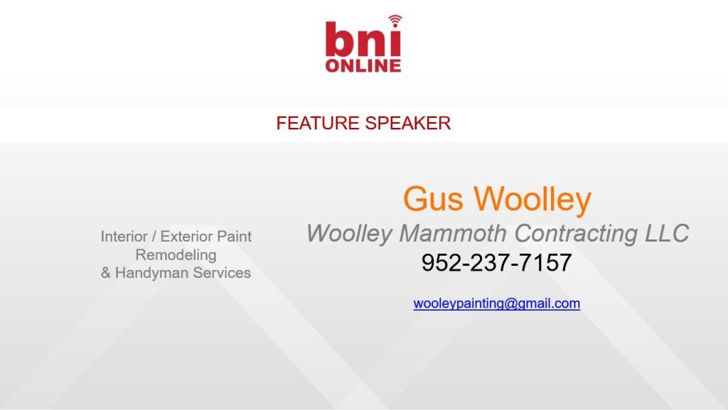 Gus Woolley